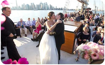 Del Rio Yacht Charter New York City Wedding Boat Party Company
